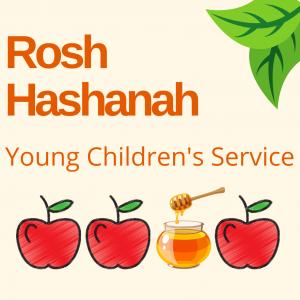 Rosh Hashanah Young Children's Service